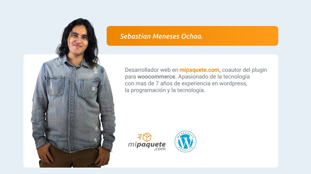 Sebastian Meneses Ochoa. Desarrollador web en m...