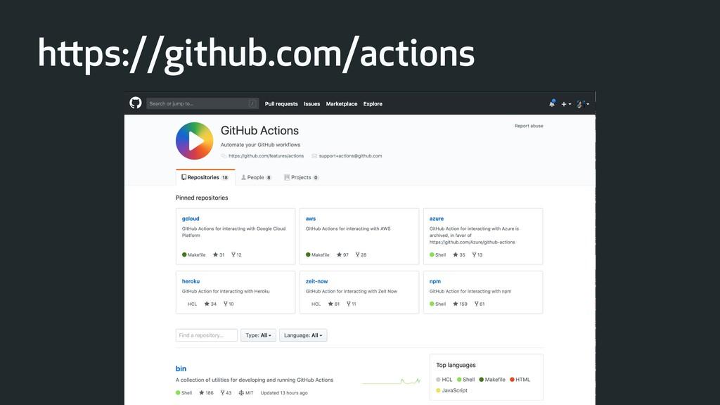 https://github.com/actions
