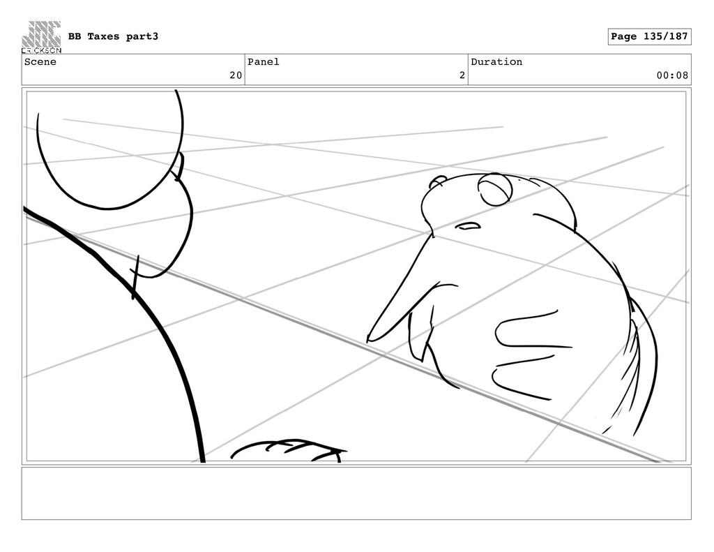 Scene 20 Panel 2 Duration 00:08 BB Taxes part3 ...