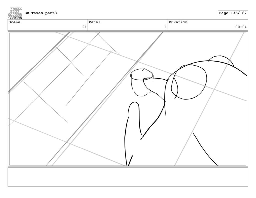 Scene 21 Panel 1 Duration 00:04 BB Taxes part3 ...