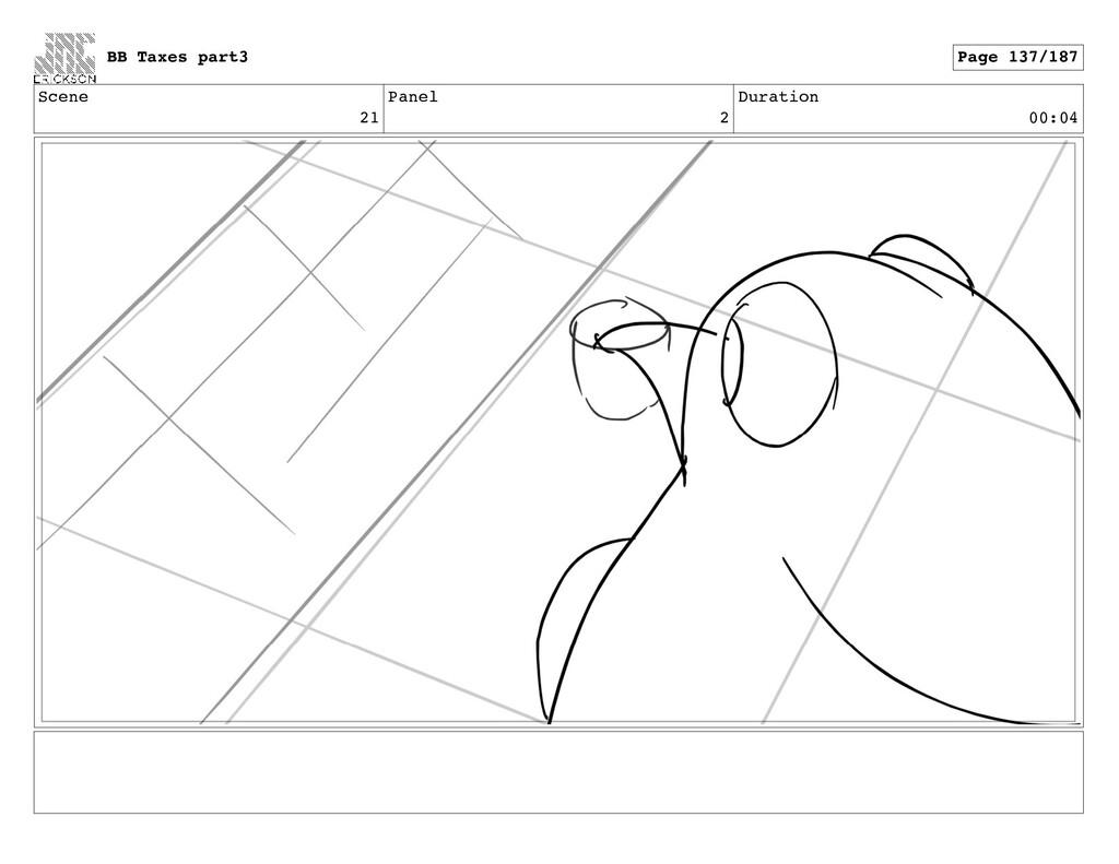 Scene 21 Panel 2 Duration 00:04 BB Taxes part3 ...