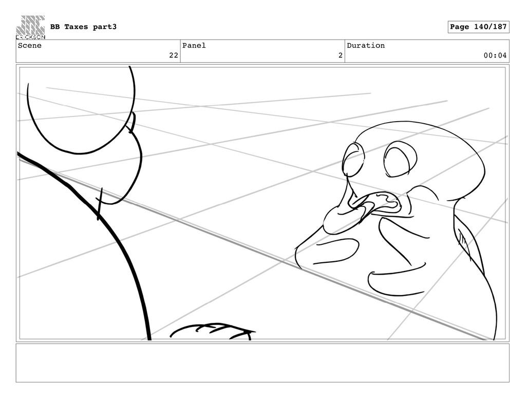 Scene 22 Panel 2 Duration 00:04 BB Taxes part3 ...