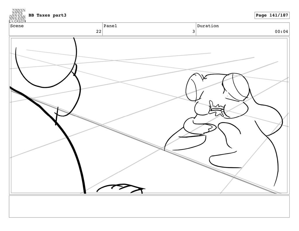 Scene 22 Panel 3 Duration 00:04 BB Taxes part3 ...