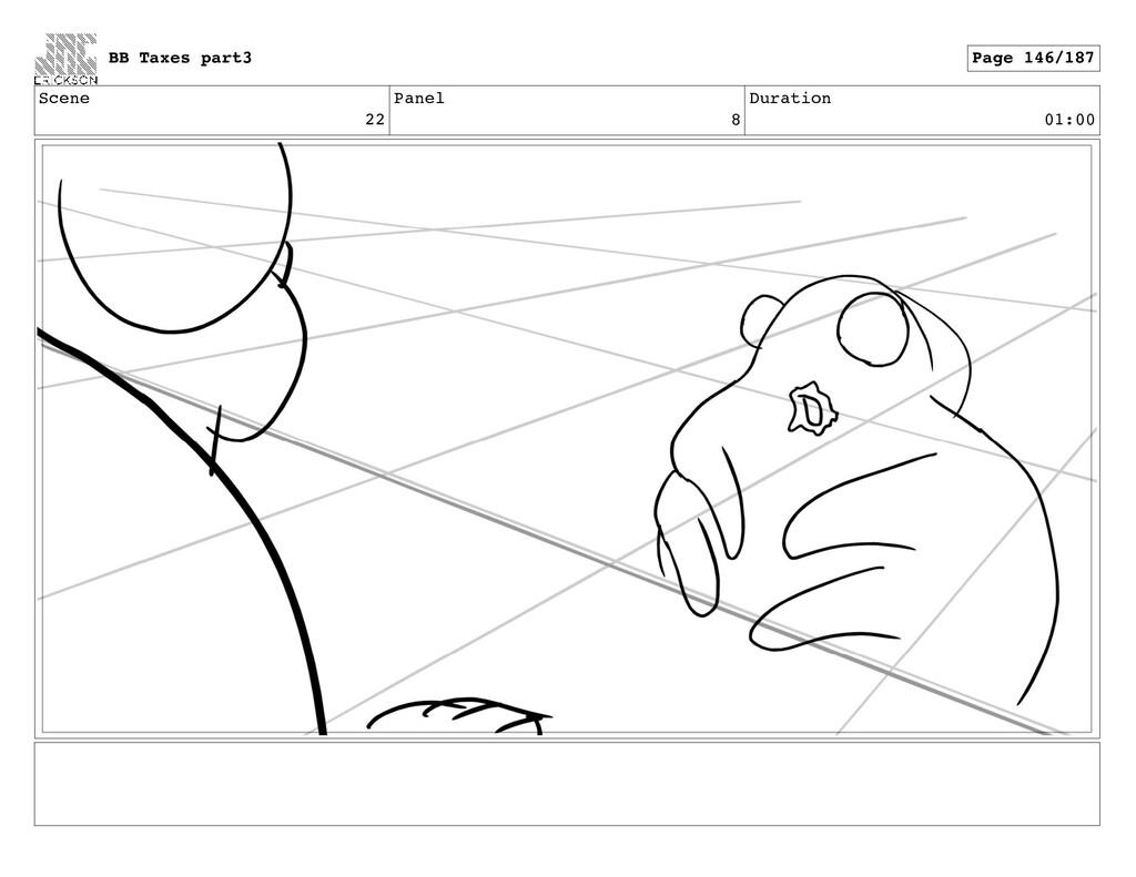 Scene 22 Panel 8 Duration 01:00 BB Taxes part3 ...