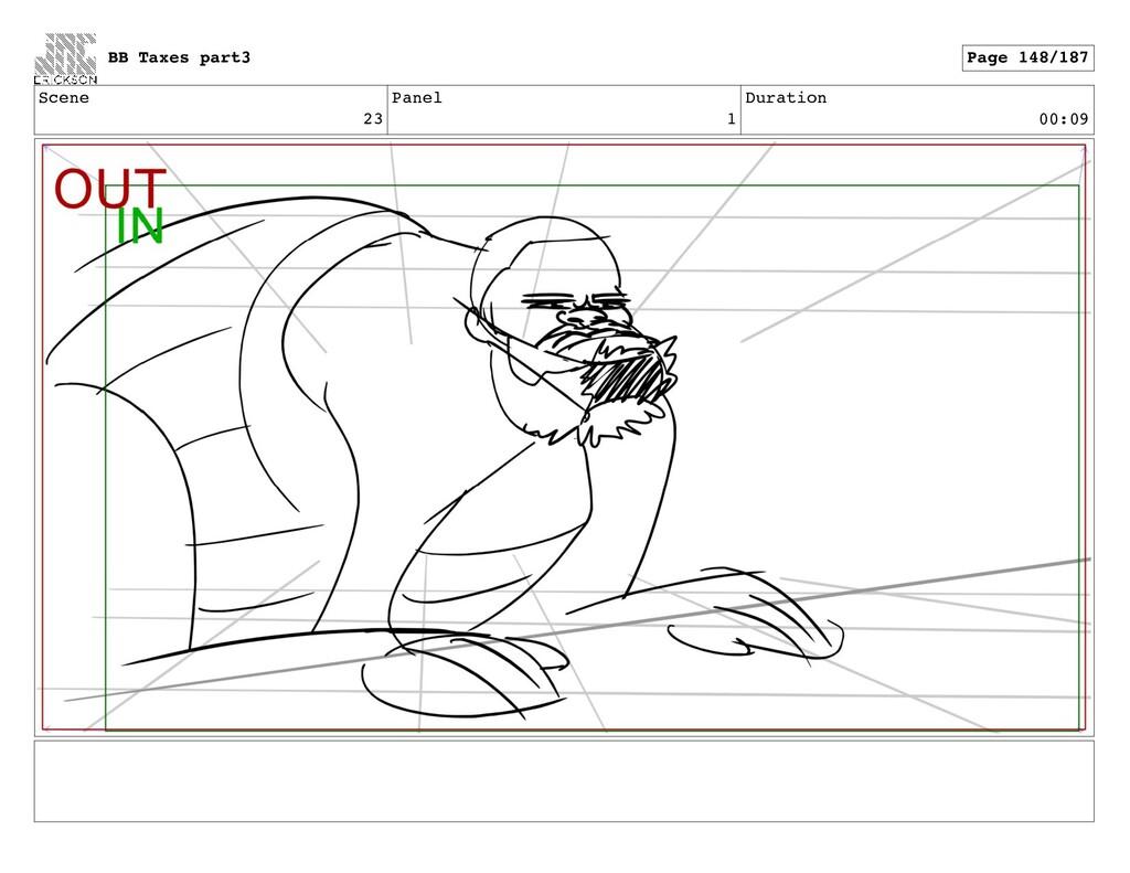 Scene 23 Panel 1 Duration 00:09 BB Taxes part3 ...