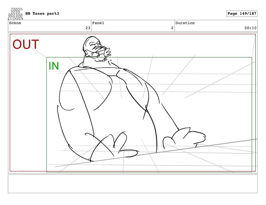 Scene 23 Panel 2 Duration 00:10 BB Taxes part3 ...