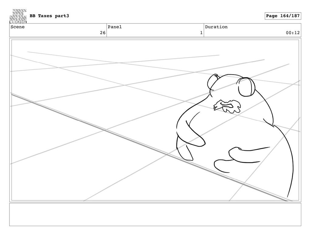 Scene 26 Panel 1 Duration 00:12 BB Taxes part3 ...