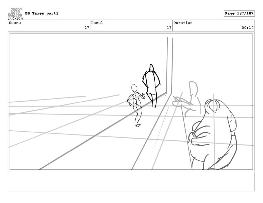 Scene 27 Panel 17 Duration 00:10 BB Taxes part3...