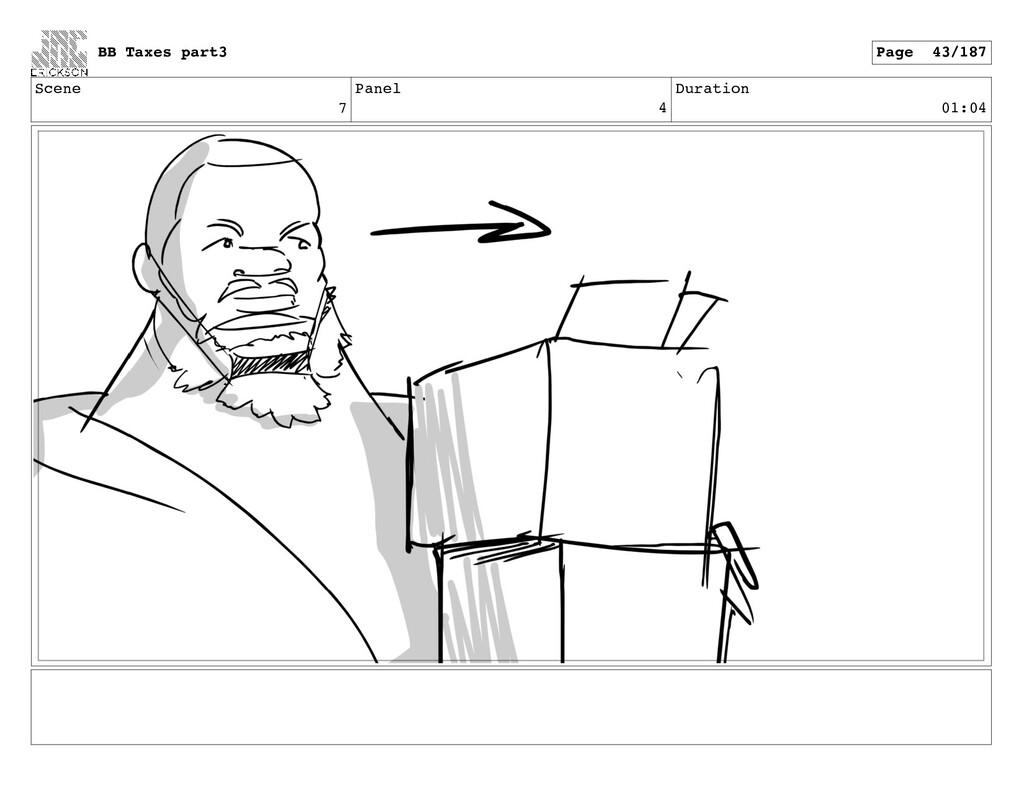 Scene 7 Panel 4 Duration 01:04 BB Taxes part3 P...