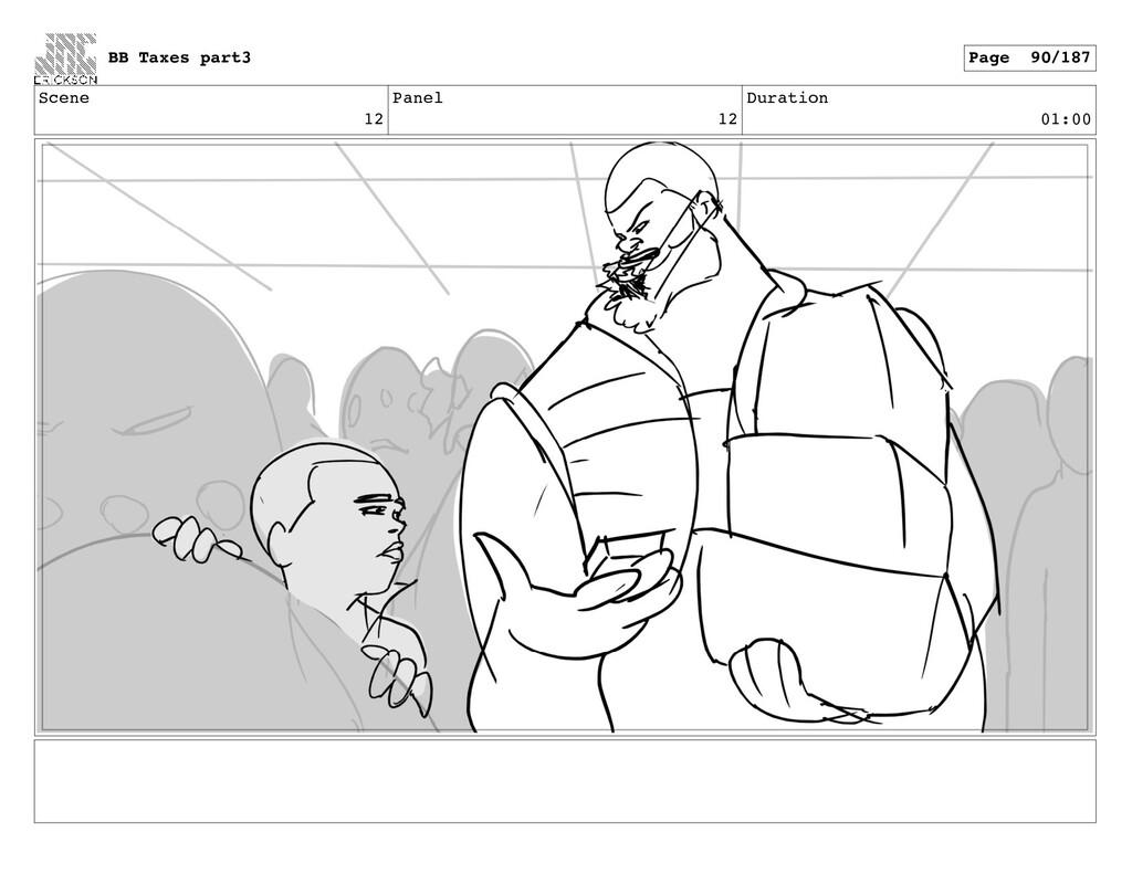 Scene 12 Panel 12 Duration 01:00 BB Taxes part3...