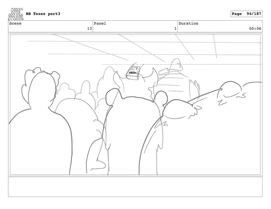 Scene 13 Panel 1 Duration 00:06 BB Taxes part3 ...