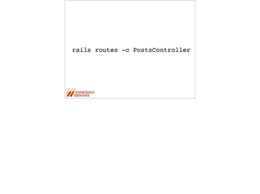 rails routes -c PostsController