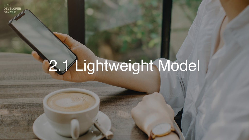 2.1 Lightweight Model
