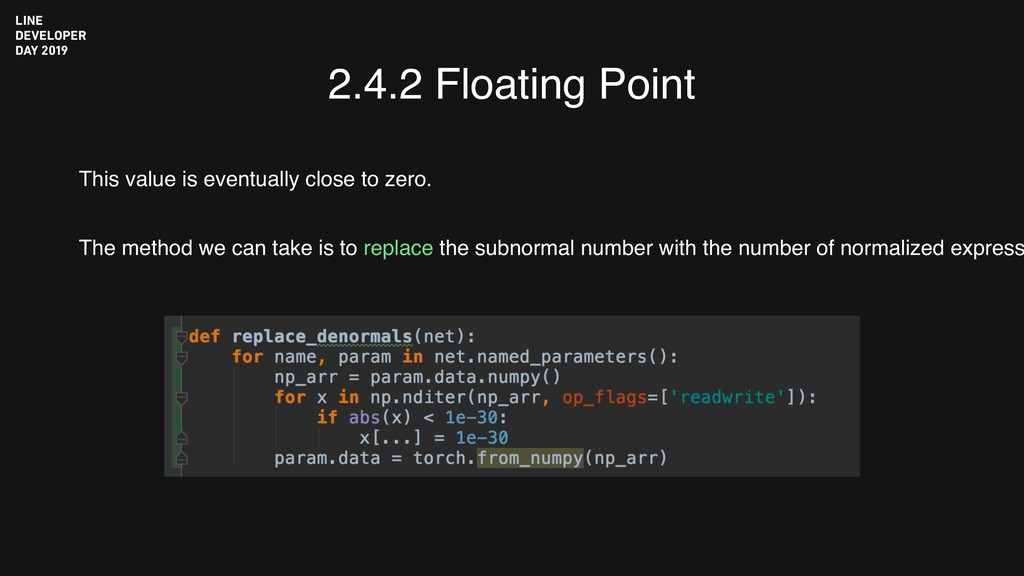 2.4.2 Floating Point This value is eventually c...