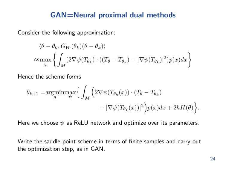 Proximal scheme for FPE In term of optimal tran...