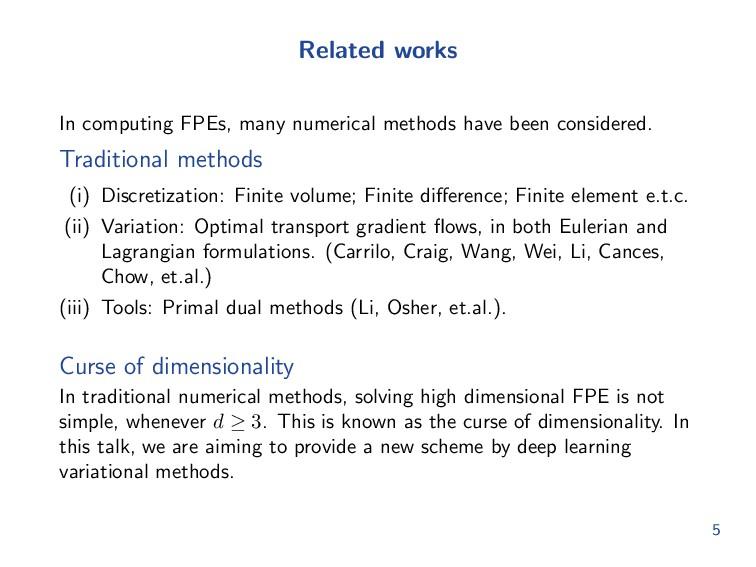 Fokker-Planck equation (i) Fokker Planck equati...
