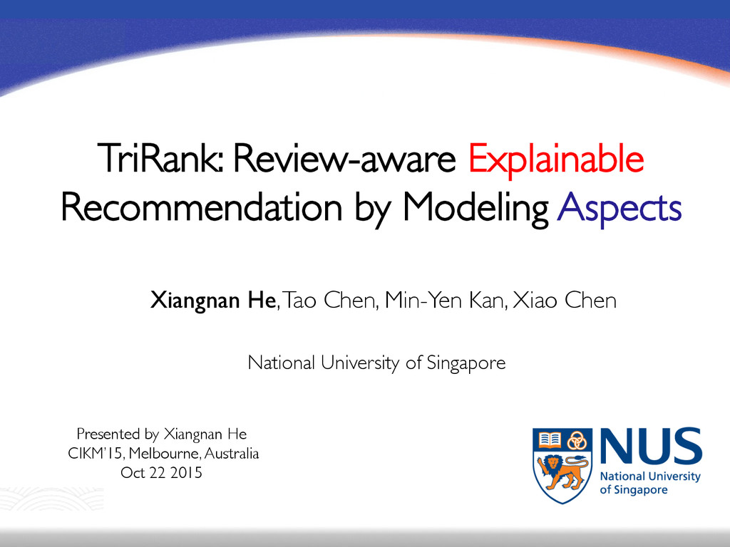 TriRank: Review-aware Explainable Recommendatio...