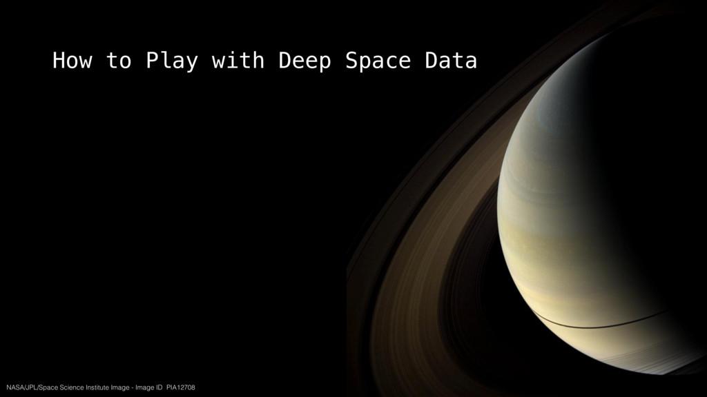 NASA/JPL/Space Science Institute Image - Image ...