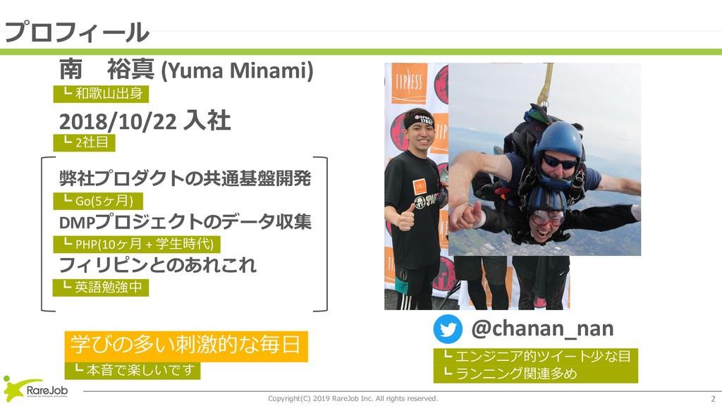 "2019 ) ( 2019 . 2  "" (Yuma Minami)  201..."