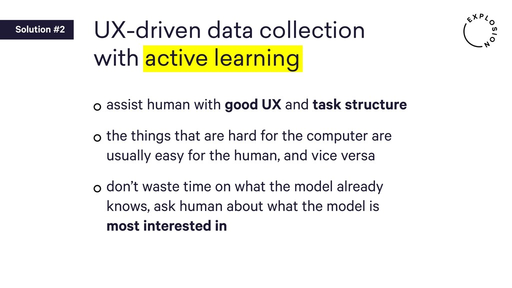 assist human with good UX and task structure th...