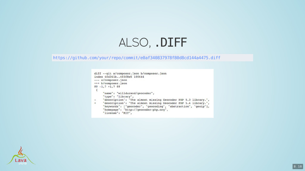.DIFF https://github.com/your/repo/commit/e0af3...