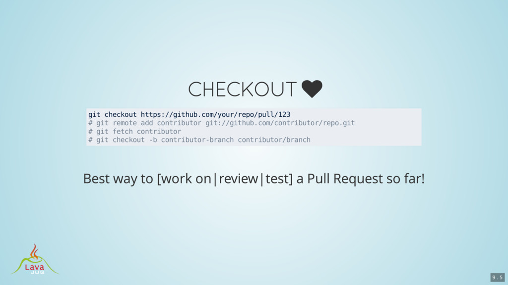 git checkout https://github.com/your/repo/pull/...