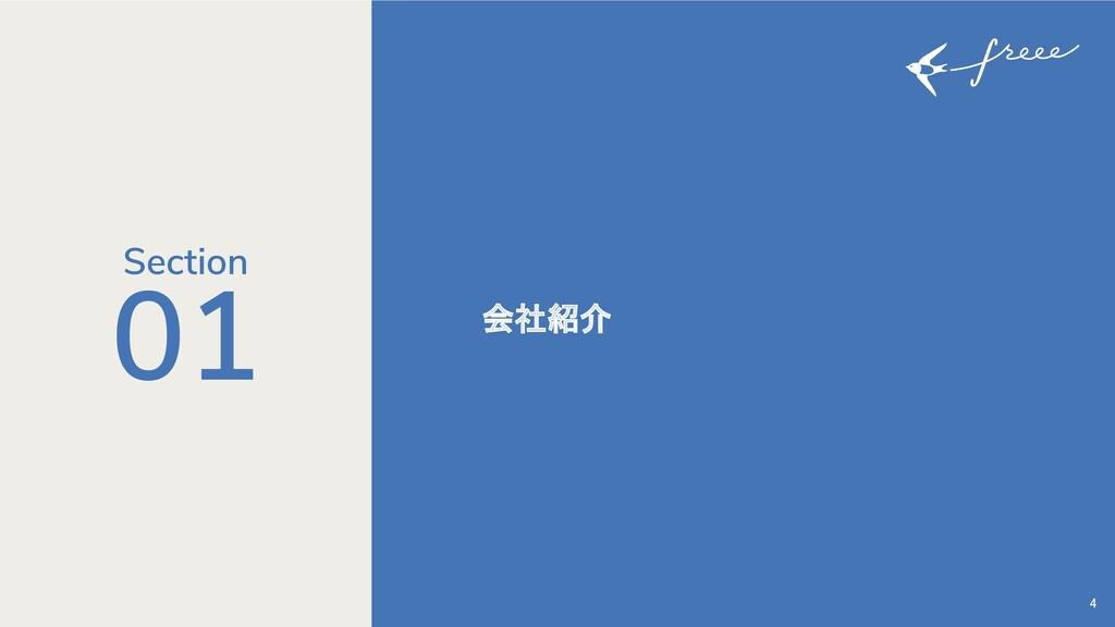 4 会社紹介 01 Section
