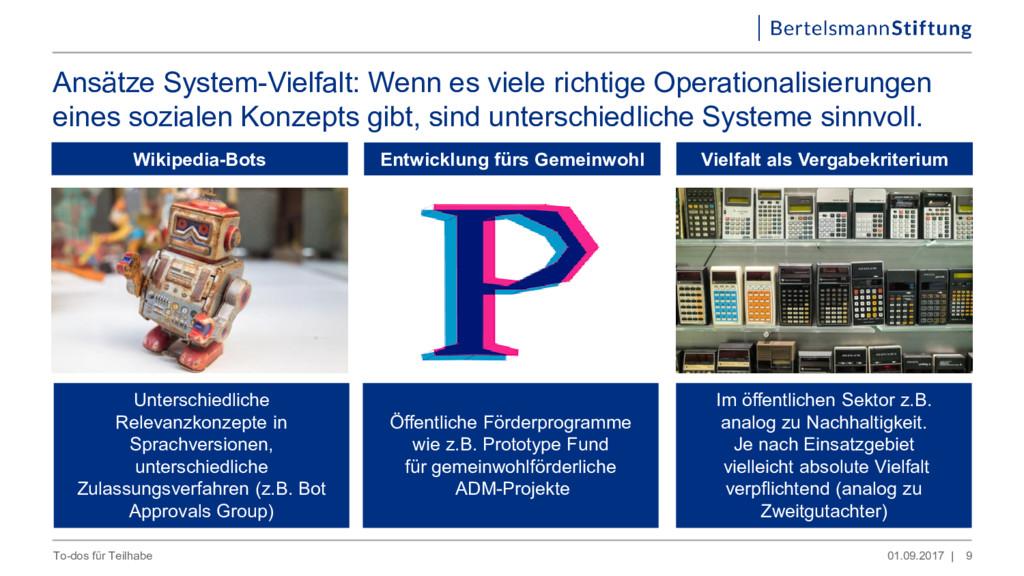 01.09.2017 | To-dos für Teilhabe 9 Ansätze Syst...