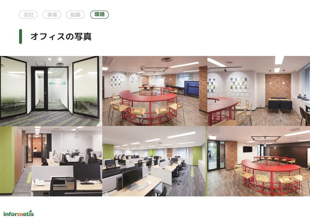 会社 事業 組織 環境 オフィスの写真