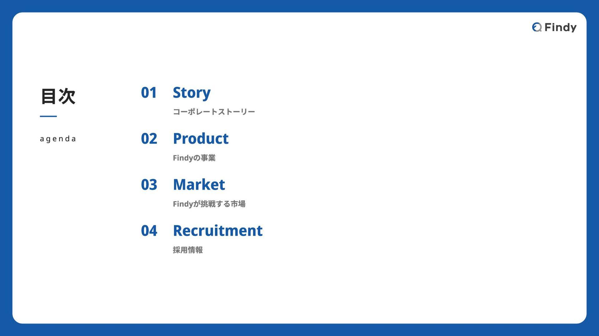 |ファインディ株式 / Findy Inc. 代 者 | ⽥ ⼀ 業年 |2016 年7 ⽉1...