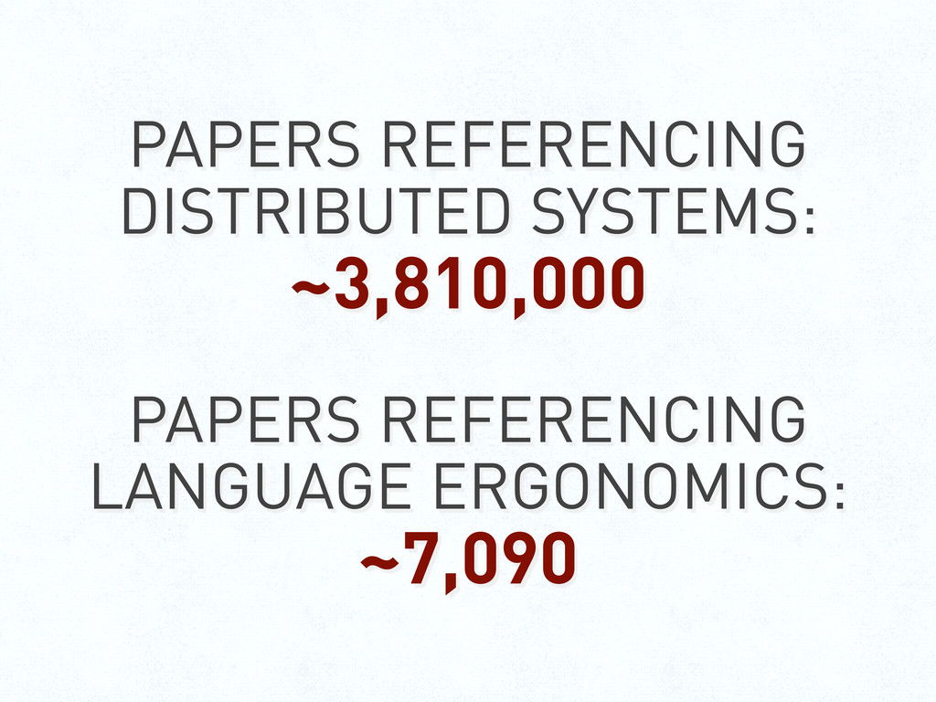 PAPERS REFERENCING DISTRIBUTED SYSTEMS: ~3,810,...