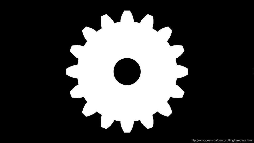 http://woodgears.ca/gear_cutting/template.html