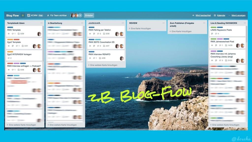 z.B. Blog-Flow