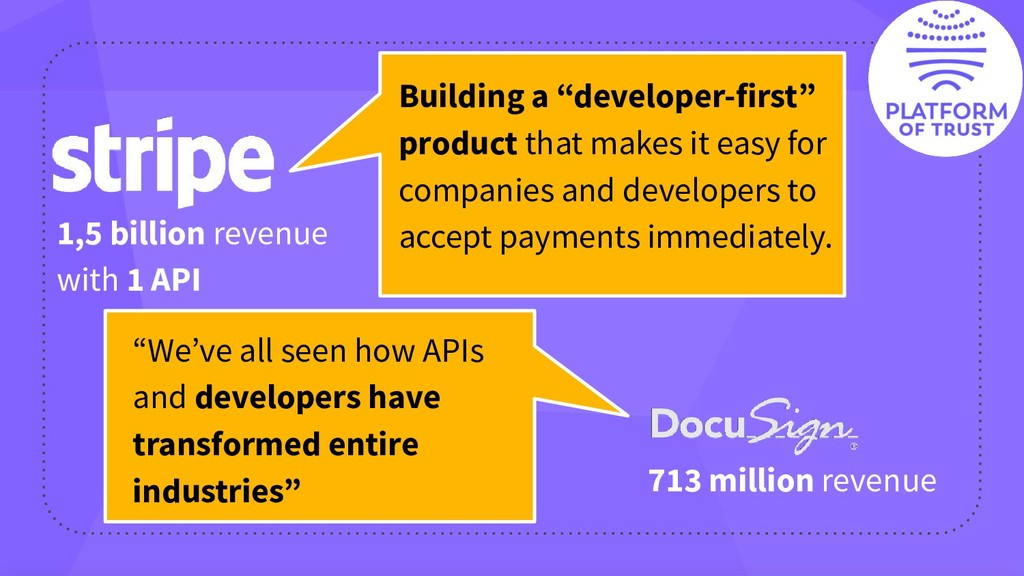 """Building a """"developer-first"""" product that makes..."""