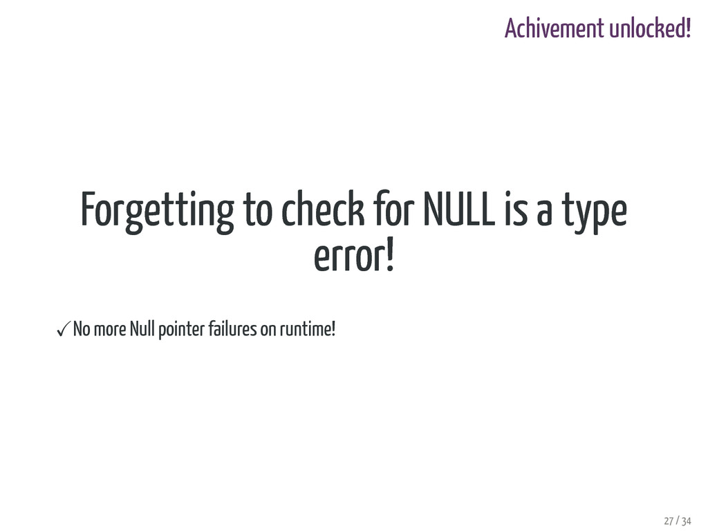 Achivement unlocked! Forgetting to check for NU...