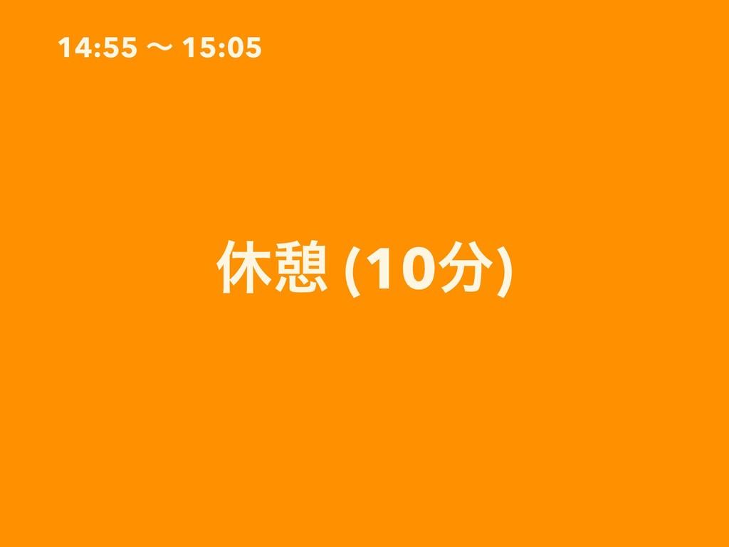 14:55 ʙ 15:05 ٳܜ (10)