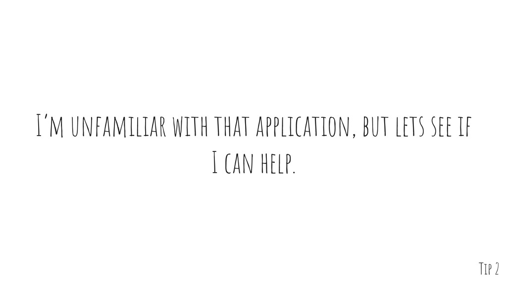 I'm unfamiliar with that application, but lets ...