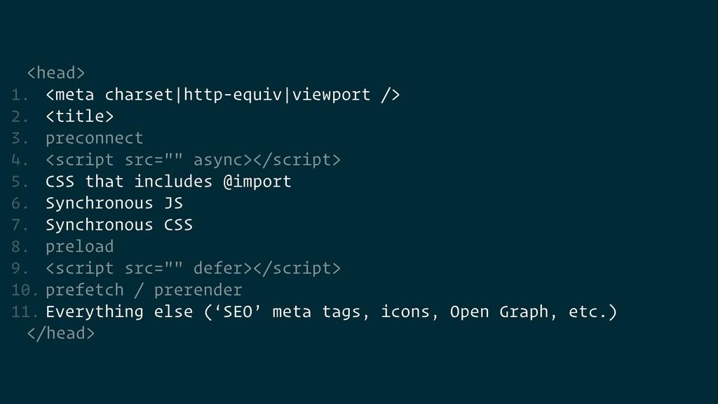 1. <meta charset|http-equiv|viewport />   2. <t...