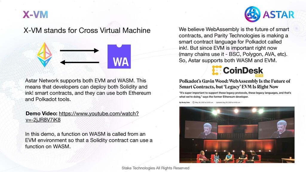 X-VM X-VM stands for Cross Virtual Machine We b...
