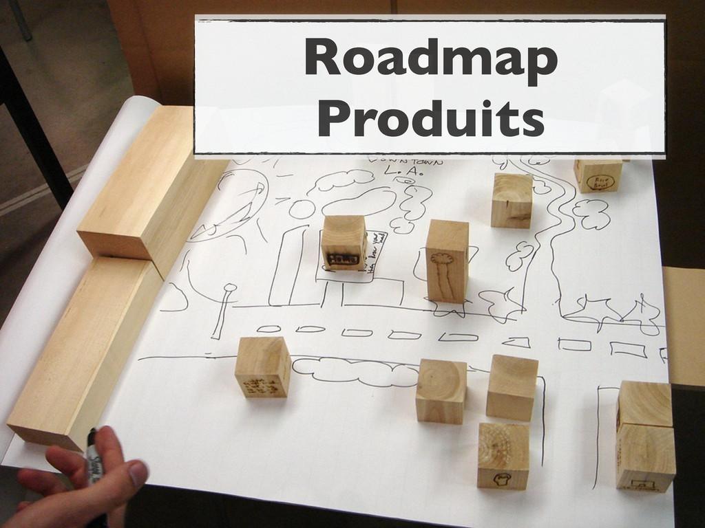 Roadmap Produits