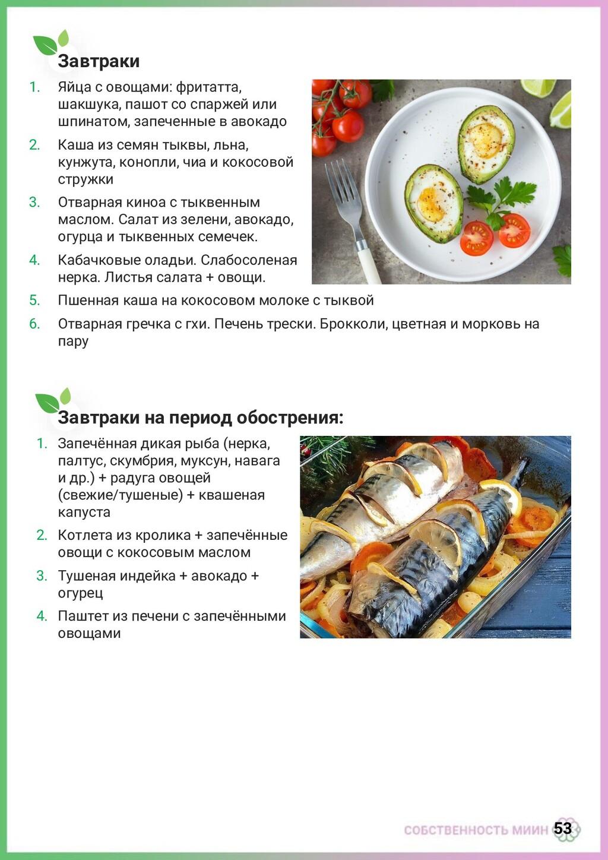 53 Завтраки 1. Яйца с овощами: фритатта, шакшук...