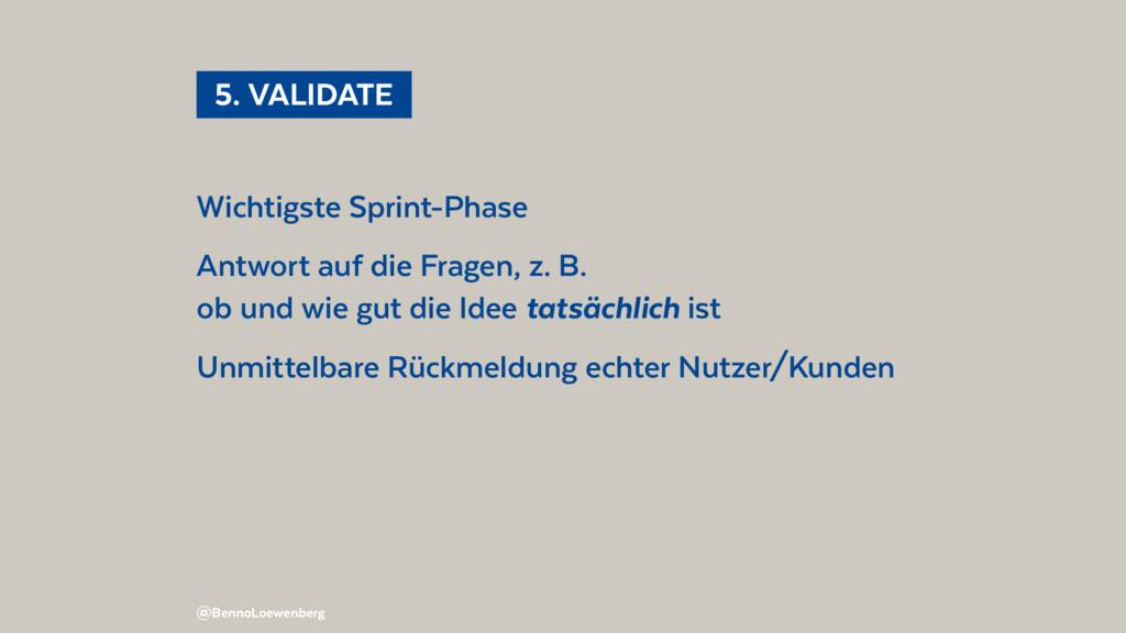 Wichtigste Sprint-Phase Antwort auf die Fragen,...