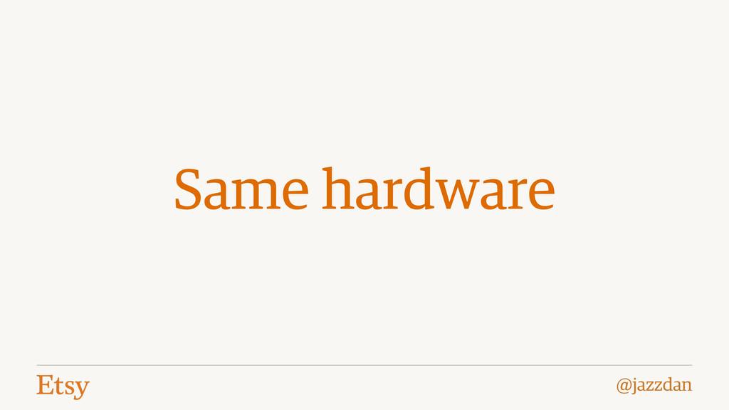 @jazzdan Same hardware
