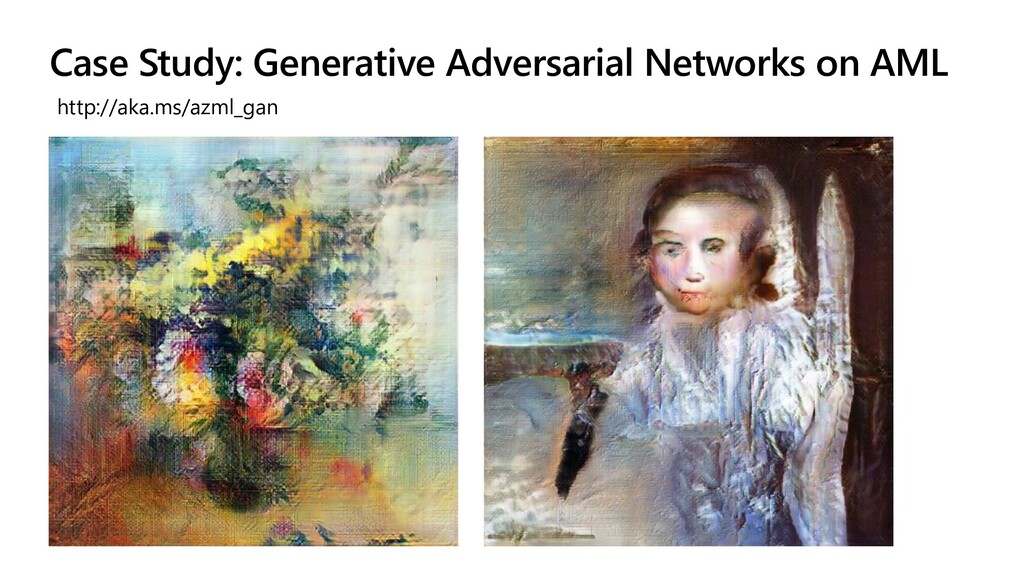 Case Study: Generative Adversarial Networks on ...