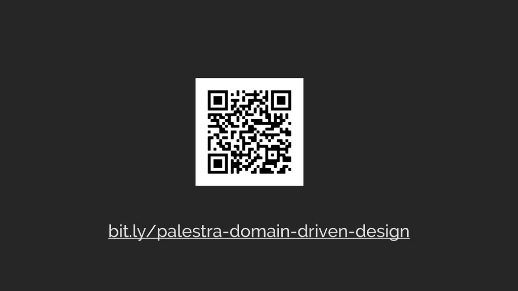 bit.ly/palestra-domain-driven-design