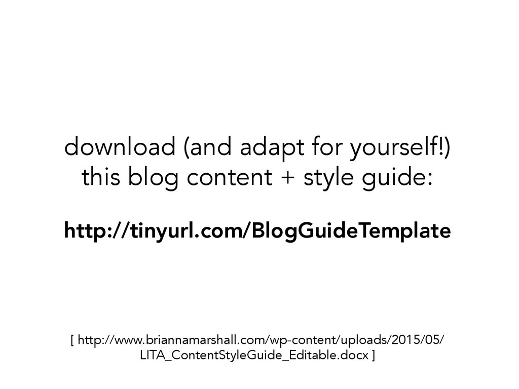 download (and adapt for yourself!) this blog co...