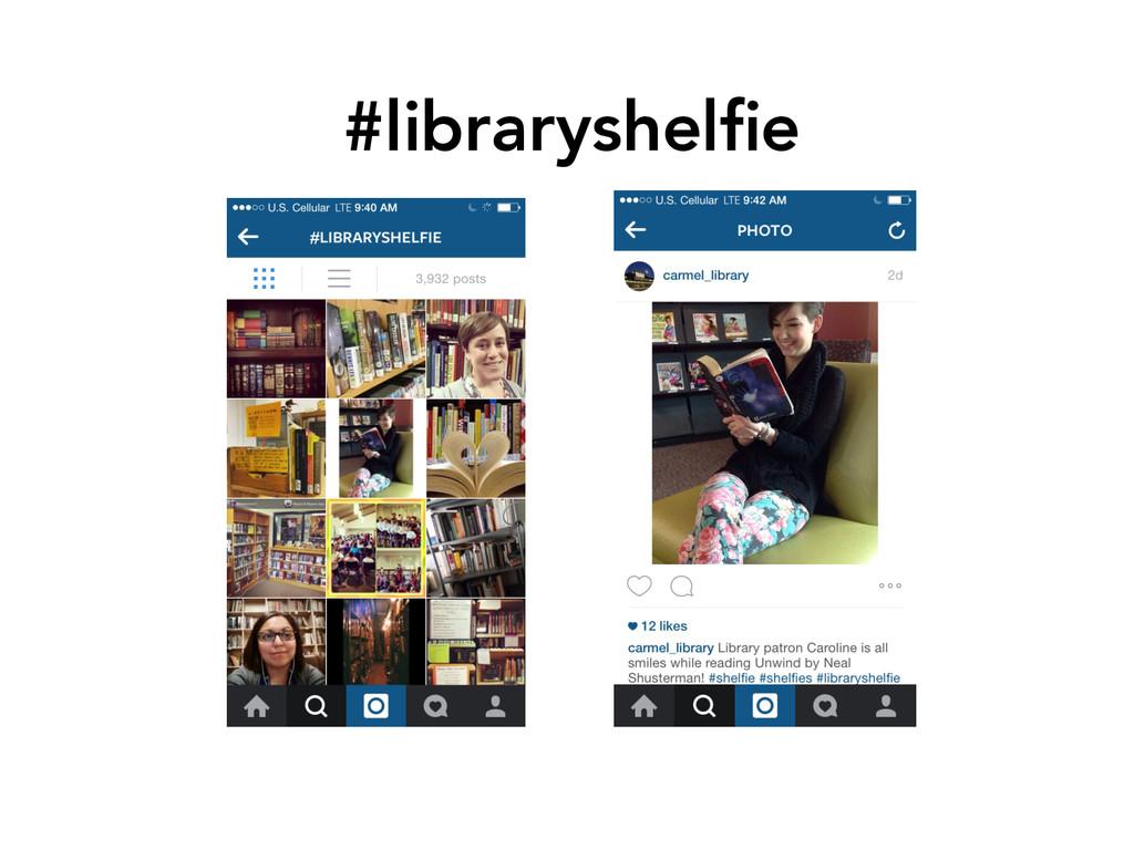 #libraryshelfie