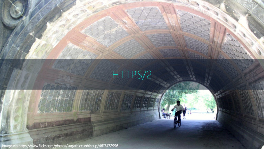 HTTPS/2 Image via https://www.flickr.com/photos...