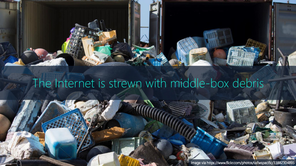 The Internet is strewn with middle-box debris I...