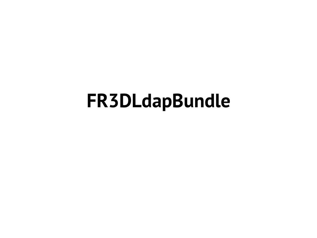 FR3DLdapBundle